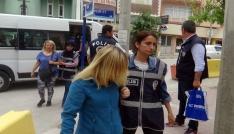 Burdurda masaj ve güzellik salonlarında fuhuş operasyonu: 5 tutuklama