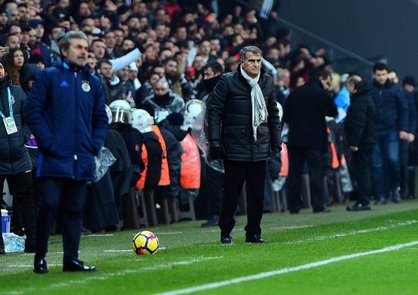 Beşiktaş'ta Sergen Yalçın sürprizi!