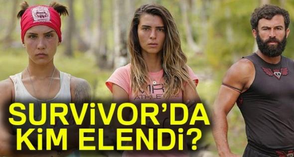 Survivor'da Kim Elendi, Kim Gitti?   Survivor Elenen İsim Kim? (Survivor 7 Mayıs eleme)