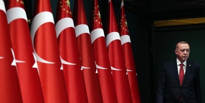 Cumhurbaşkanı Erdoğan'dan üç stratejik karar