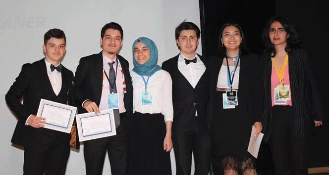 İhlas Koleji öğrencisi HASMUN18de komite başkanı oldu