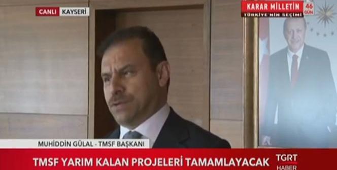 TMSF Başkanı'ndan flaş Dumankaya açıklaması