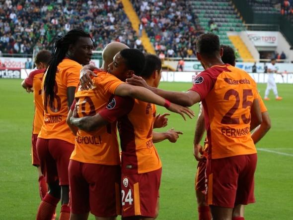 Galatasaray'da ilk ayrılık resmen belli oldu