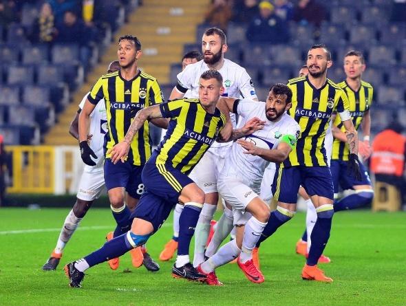 ÖZET: Fenerbahçe Akhisar Maçı ATV özet |