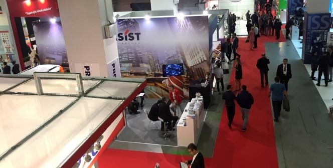 FM Expo Bina Tesis ve Yönetim Fuarı İstanbul'da başladı