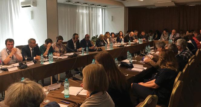 """""""Uluslararası Yüksek Öğretimde Disiplinler Arası İşbirliği"""" konferansı gerçekleşti"""