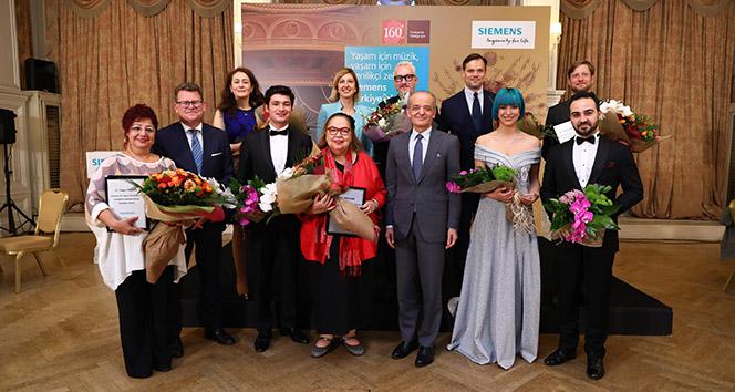 20nci Siemens Opera Yarışmasını kazanan genç opera sanatçıları belli oldu