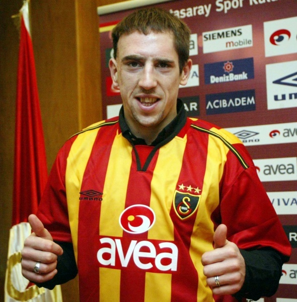 Franck Ribery'den flaş Galatasaray mesajı!