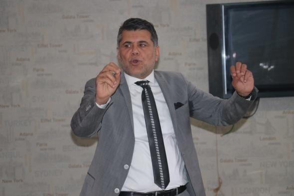 Gaziantepspor'da yeni başkanı yazı-tura belirlendi