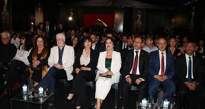 7. Atıf Yılmaz Kısa Film Festivalinin gala gecesi yapıldı