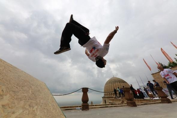 Mardin'de nefes kesen görüntüler