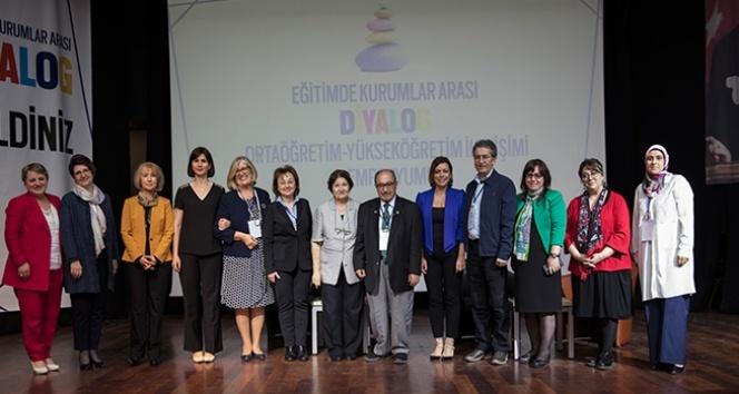 'Eğitimde Kurumlararası Diyalog Sempozyumu' yapıldı