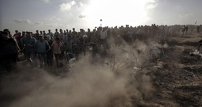 Kudüs'te kara gün! 55 şehit