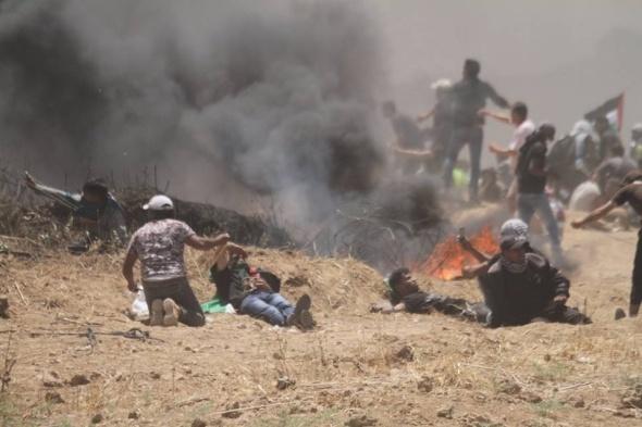 Kudüs'te kara gün! 52 şehit