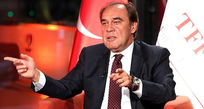 TFF Başkanı Demirören'den, Almanya Futbol Federasyonu başkanına cevap