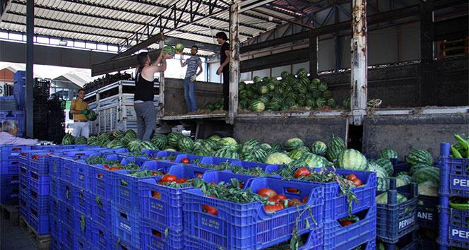 Antalya halinde Ramazan zammı yok