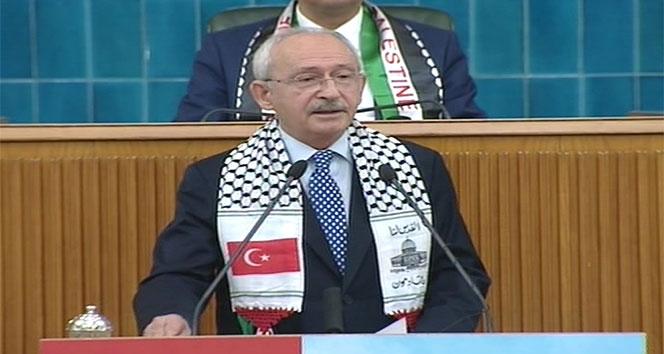 Kılıçdaroğlu: ABDnin Ortadoğuya barış getirme şansı yoktur