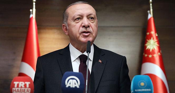 Cumhurbaşkanı Erdoğan, Kuveyt Emiri ile görüştü!