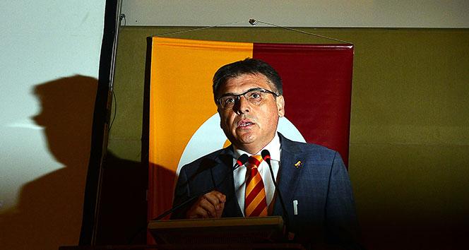 Galatasaray'da başkan adayı Ali Fatinoğlu projelerini anlattı