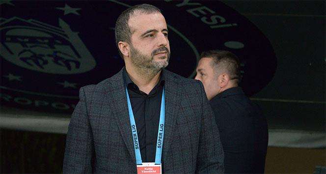 Konyasporda şok istifa