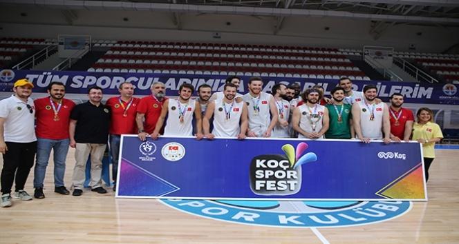 Beykent Üniversitesi Koç Spor Festte Türkiye şampiyonu oldu