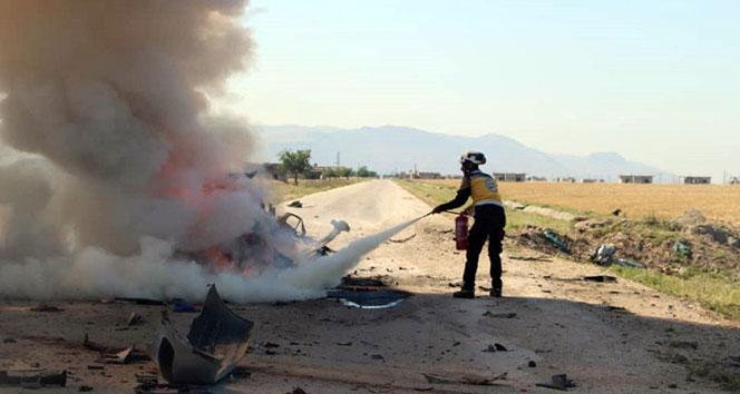 Hamada mayın patlaması : 7 ölü!