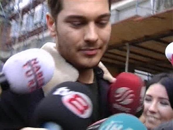 Çağatay Ulusoy,Gizem Karaca ve Cenk Eren'e hapis cezası