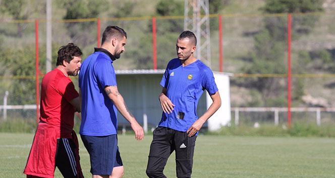 Evkur Yeni Malatyasporda Kayserispor mesaisi başladı
