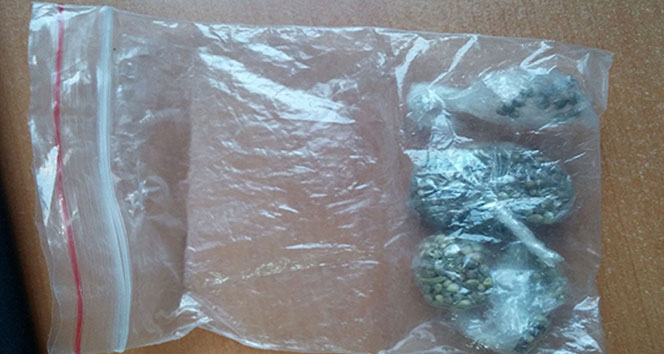Mersinde uyuşturucu operasyonu!