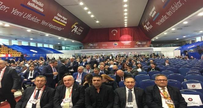 Serdar Akdoğan yeniden TOBB Ticaret Odaları Konseyi'ne seçildi
