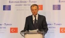 AB Konseyi Başkanı Tusk'tan ABD eleştirisi