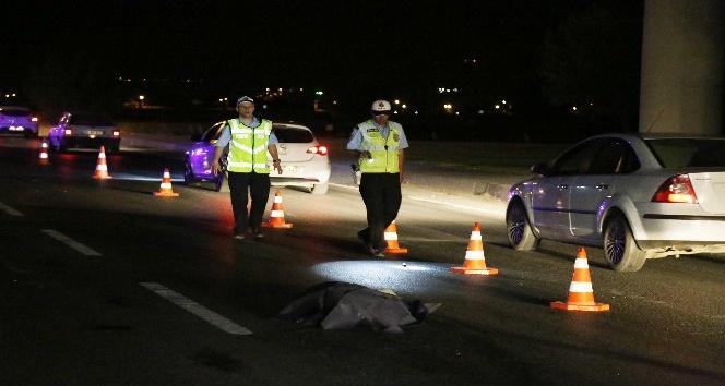 Eskişehir'de yayaya kamyon çarptı: 1 ölü