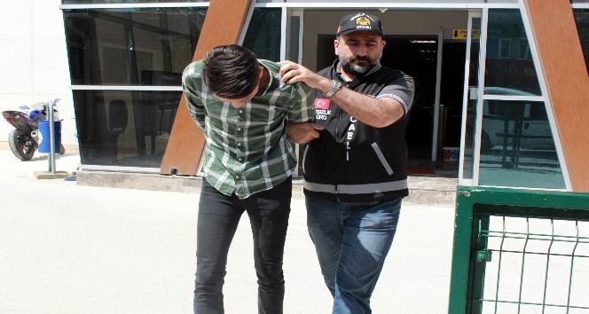 Lüks rezidansta alem yaparken yakalanan hırsızlar tutuklandı