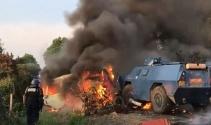 Fransa hükümetinden 9 yıl süren eylemlere operasyon