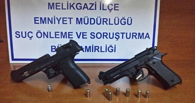 Kayseri'de Devriye Ekipler Amirliği'nın 5 aylık çalışması