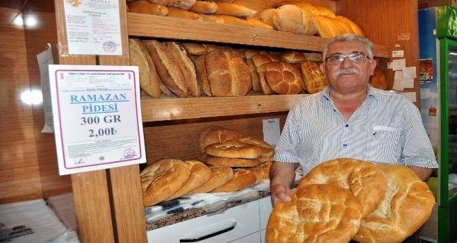 Nazilli'de Ramazan pidesi 2 liradan satılıyor