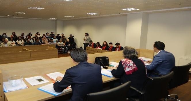 """ERÜ'de """"Prof. Dr. Ali Fuat Başgil Farazi Dava ve Duruşma Yarışması"""" Düzenlendi"""