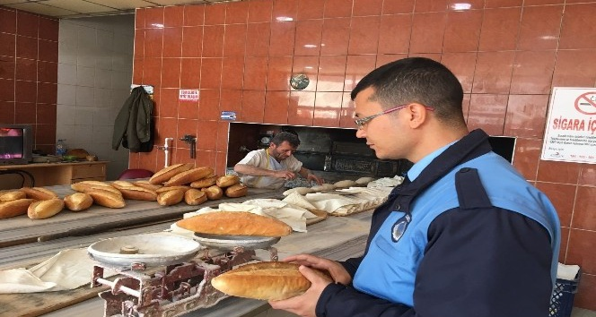 Bafra'da Ramazan denetimi