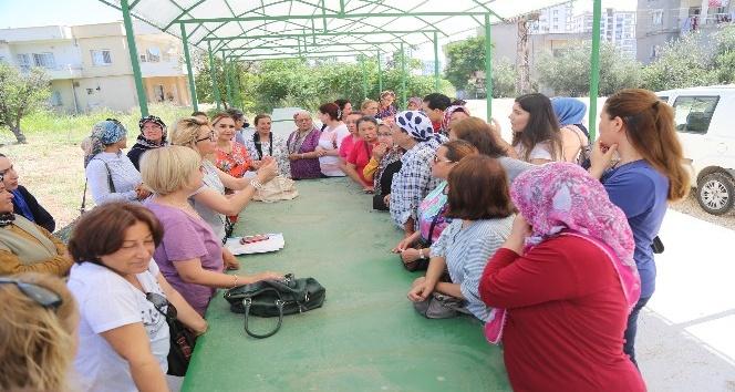 Tece'de kadın üretici pazarı açılıyor