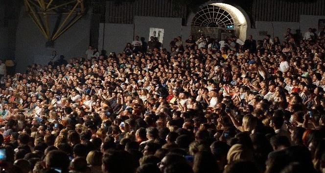 57. Bursa Festivaline ilk gün rekor ilgi