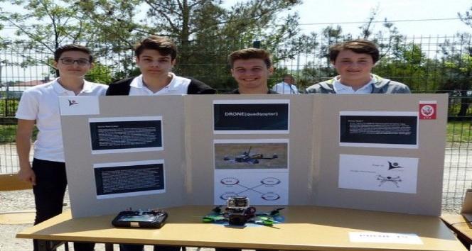 300 liraya yaptılar, 30 dakika havada kalan 'drone'
