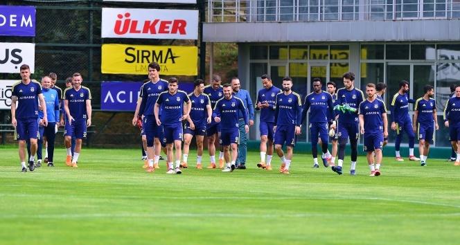 Fenerbahçe, Konyaspor maçı hazırlıklarına devam etti!