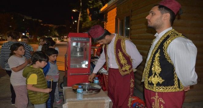 Aliağa'da Ramazan coşkusu