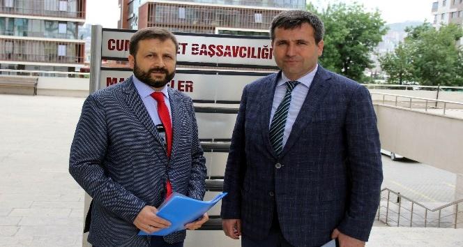Samsunspor'dan geçmiş yönetimler hakkında suç duyurusu