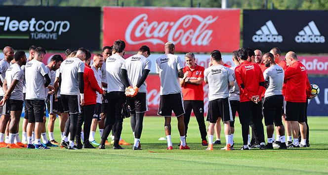 Beşiktaş, Sivasspor maçı hazırlıklarını sürdürdü!