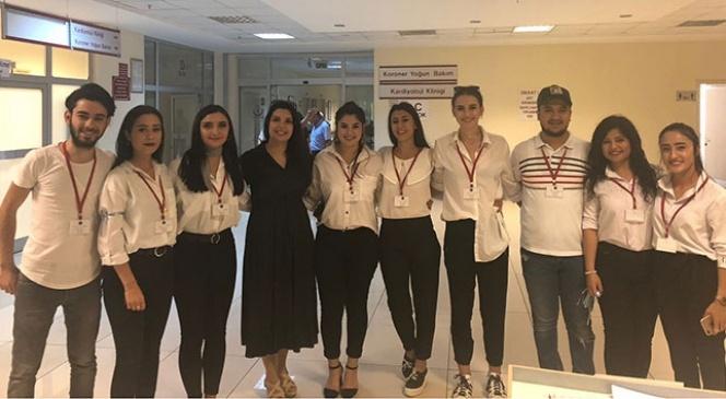 AÜ Öğrencilerden engelsiz geleceğe destek