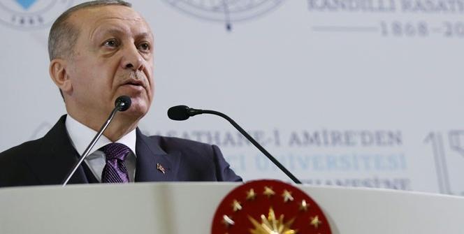 Cumhurbaşkanı Erdoğan, yaşadığı duygusal diyaloğu bu sözlerle anlattı