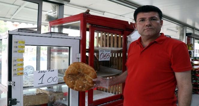 Marketçi Ragıp, Ramazan'da da iş başında