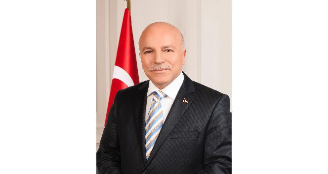"""Başkan Sekmen: """"19 Mayıs; aziz milletimizin yeniden doğuşudur"""""""