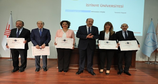 YÖK'ten ERÜ'ye Turuncu Bayrak Ödülü
